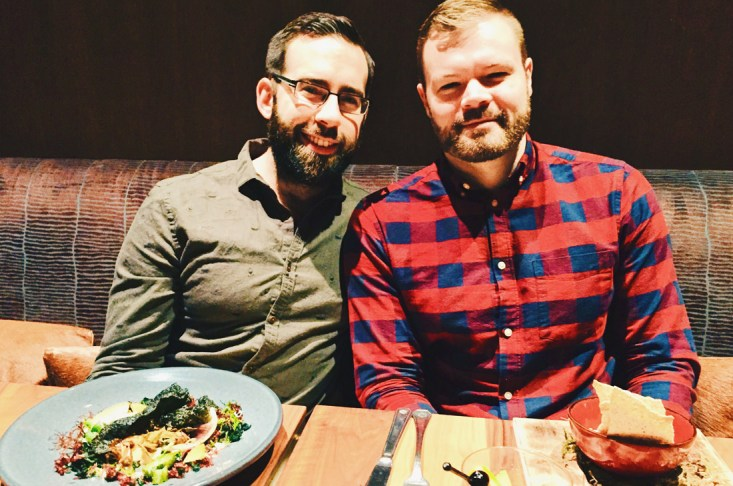 Schwulenfreundliche Restaurants Vancouver Our Top 7 of the best gay-friendly Restaurants in Vancouver © Coupleofmen.com