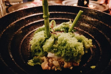 Exotic delicacies from Asia at Mott 32 | Gay-friendly Restaurants Vancouver © Coupleofmen.com