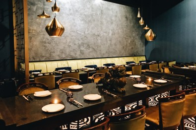 Beautiful design at 1886 Chinese Fine Dining | Gay-friendly Restaurants Vancouver © Coupleofmen.com