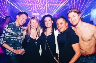 Final Event: Snowball26   Whistler Pride 2018 Gay Ski Week © Steve Polyak