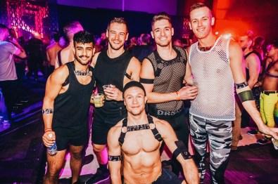 Fetish is not a must   Whistler Pride 2018 Gay Ski Week © Chris Geary