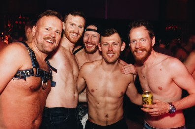 Time for some selfies | Whistler Pride 2018 Gay Ski Week © Chris Geary