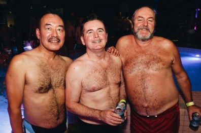 Everyone can have fun at the Splash Pool Party | Whistler Pride 2018 Gay Ski Week © Steve Polyak