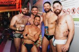 Don't forget to put the Splash Pool Party on your Whistler Pride bucket list | Whistler Pride 2018 Gay Ski Week © Steve Polyak
