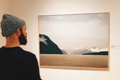 We could have spend hours at Audain Art Museum | Whistler Pride 2018 Gay Ski Week © Coupleofmen.com