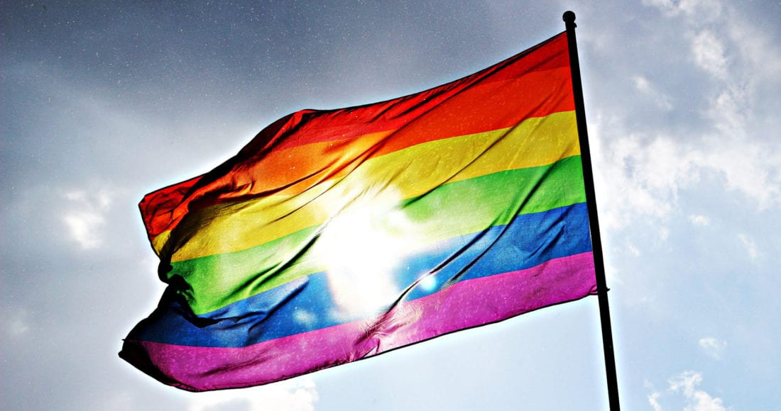 Gay Pride Calender © CoupleofMen.com
