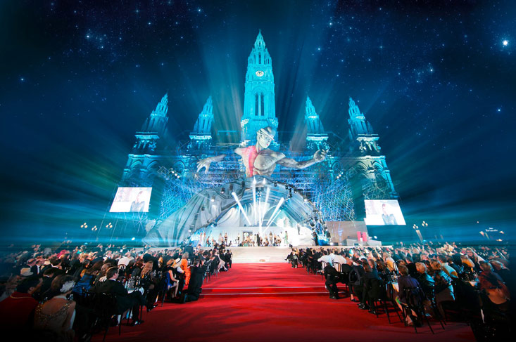 Life Ball Vienna 2018: With Le Méridien to the AIDS Charity Event of the Year in Austria