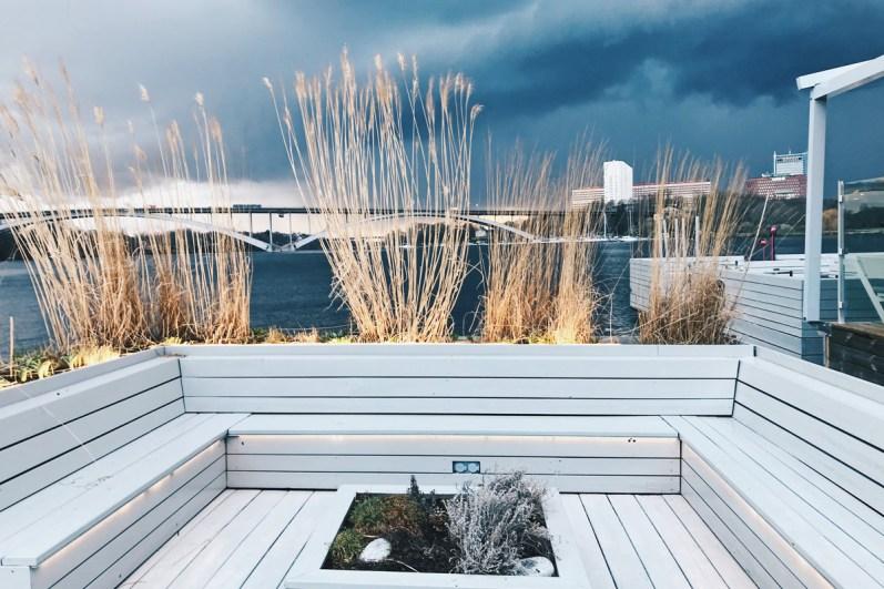 What a lake view at Mälarpaviljongen | Gay Travel Tips for EuroPride 2018 Stockholm © Coupleofmen.com