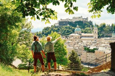 Gay-friendly City Trip Salzburg Couple of Men Gay Städtetrip Salzburg Travel Salzburg Gay Couple City Trip | All LGBT travelers need to know for a gay-friendly trip to the Mozart city Salzburg in Austria © Coupleofmen.com
