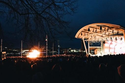 Valborg bonfire Stockholm Skansen | Gay Travel Tips for EuroPride 2018 Stockholm © Coupleofmen.com