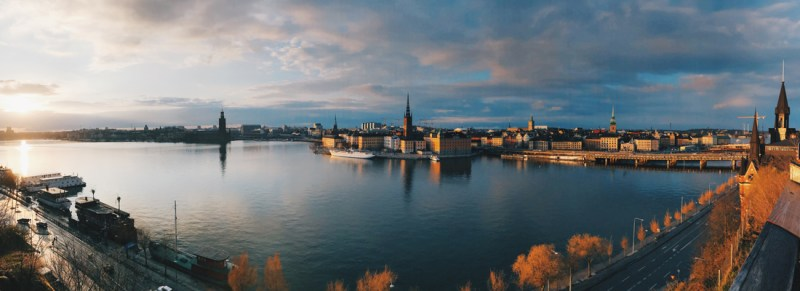 Catching the Sunset overlooking Stockholm is just one of our Gay Travel Tips for EuroPride Stockholm 2018 © Coupleofmen.com