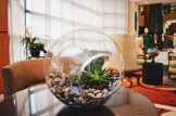 Interior with style and lots of plants | Marriott Downtown Toronto Eaton Centre © Coupleofmen.com