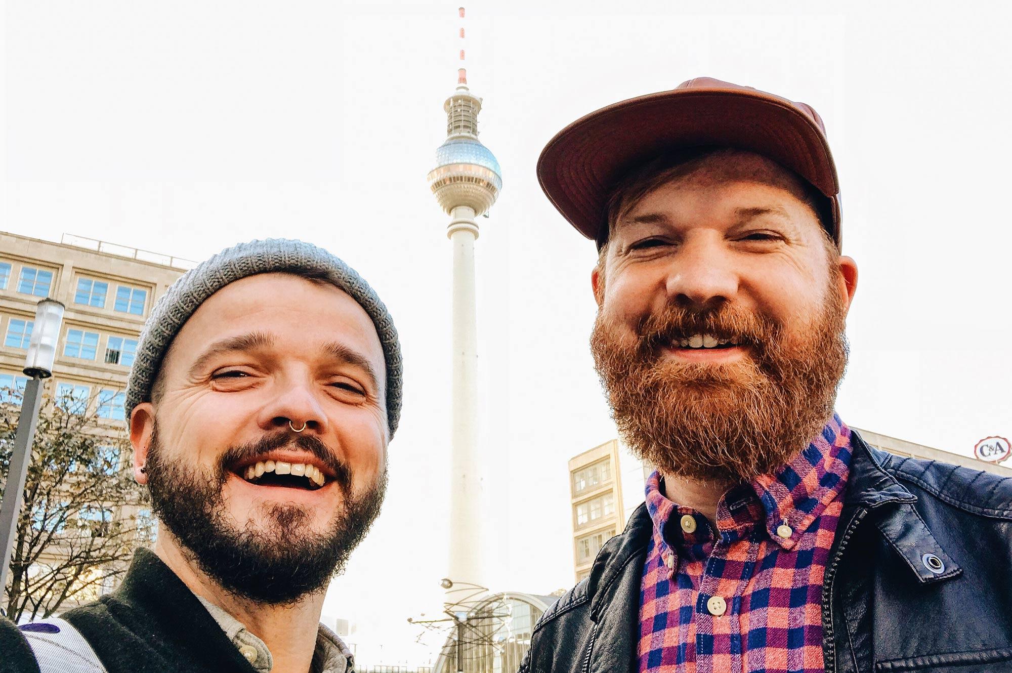 Berlin gay visitors guide