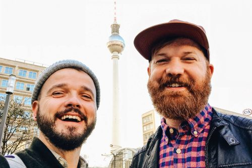 Berlin Gay Travel Guide Germany © Coupleofmen.com