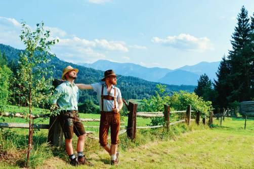 Austria Gay Travel Guide © Coupleofmen.com