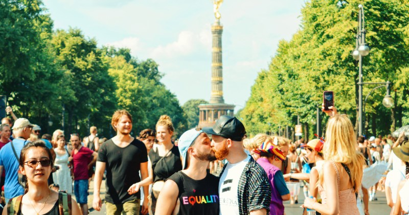 CSD Berlin Gay Pride 2018 Spartacus Gay Travel Index 2020 © Coupleofmen.com