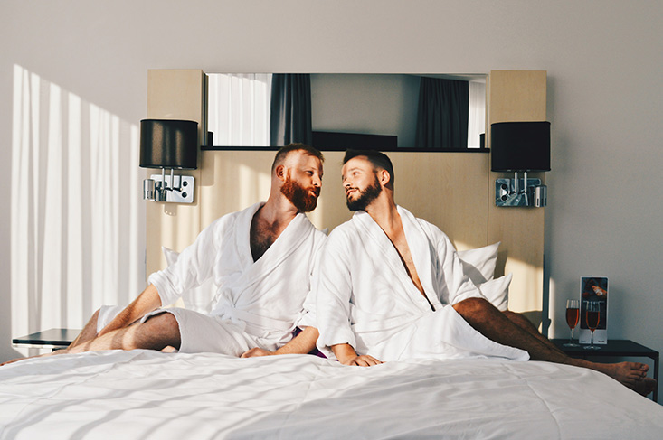 from Zeke berlin gay germany hotel