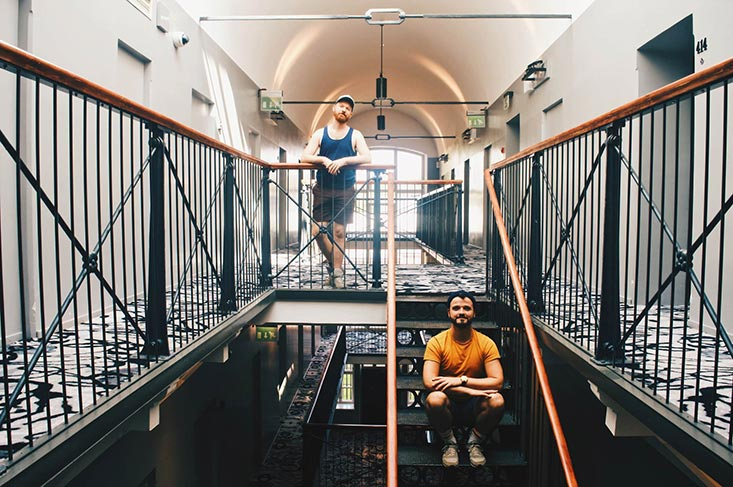 Katajanokka Hotel Helsinki gay-friendly Review © Coupleofmen.com