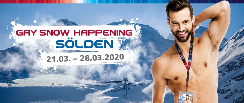 Sölden Gay Snow Happening | Top 13 Best Gay Ski Weeks 2020 Worldwide
