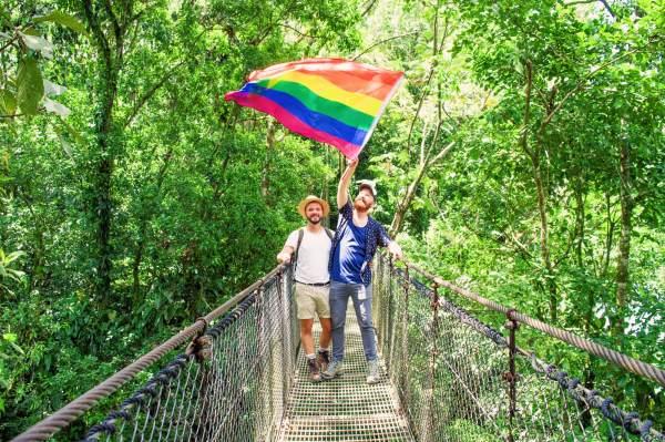 Costa Rica Gay Travel Guide – Central America © Coupleofmen.com