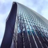 And all the way up: the Sky Garden | Kurztrip London Tipps Tricks © Coupleofmen.com