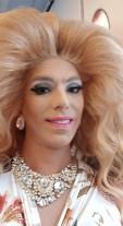 Lady Godiva Drag Queen at Winter Avenue Arnhem | Gay Christmas Markets 2018 © Lady Godiva