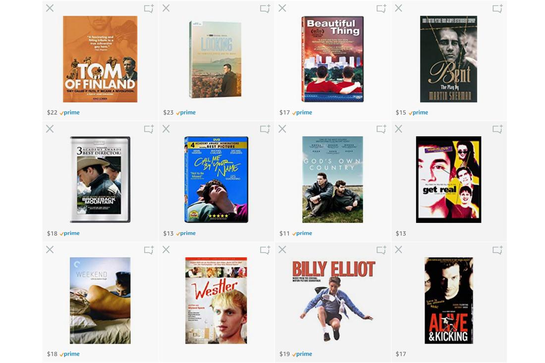 Gay Travel Christmas Presents 2019 Gay Movies: Prefect Gay-Travel Christmas Present 2019 © Amazon