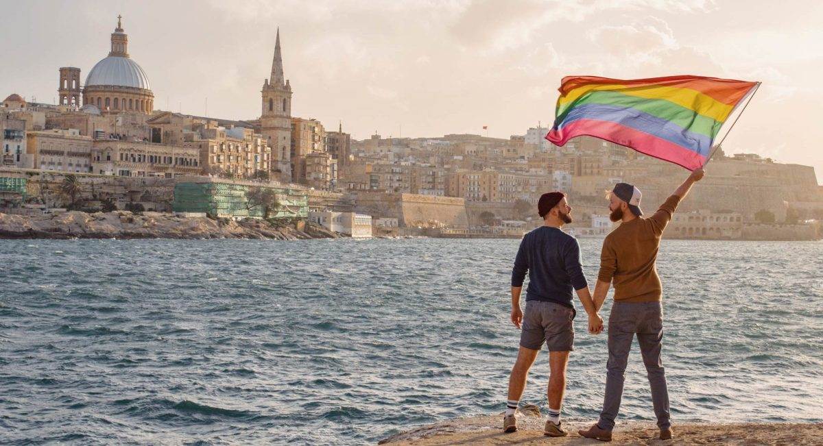 About Gay Travel Blogger Couple of Men © Coupleofmen.com