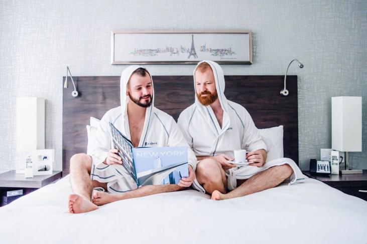Schwulenfreundliches The Bernic Hotel in Manhattan ideal für eine Gay Reise New York City World Pride 2019 © Coupleofmen.com