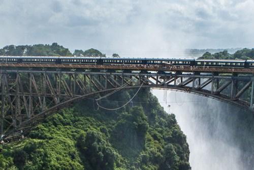 Incento Train Travel © Incento Southern Africa Train Safari