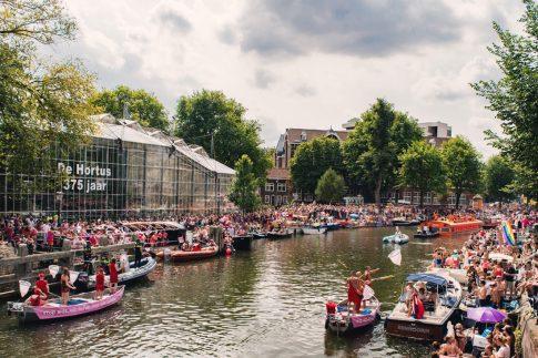 Best of Gay Pride Amsterdam 2018