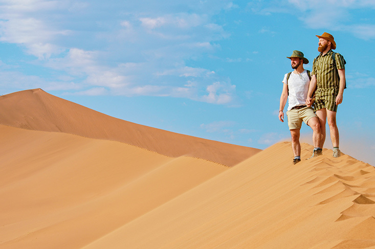 Sossusvlei – Our Namibian Desert & Dunes Adventure
