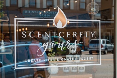 Galena Illinois Road Trip Galena Illinois Road Trip Logo of Scentcerely Yours in Geneva, Illinois © Coupleofmen.com