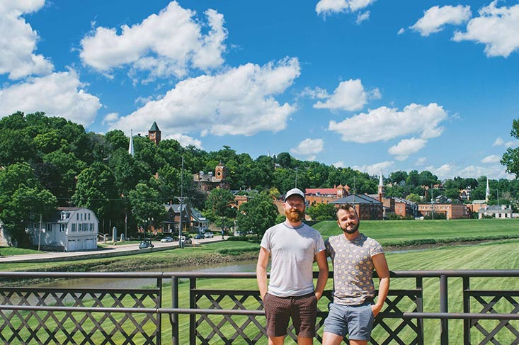Road Trip Galena – LGBTQ+ Ausflugstipp in Illinois