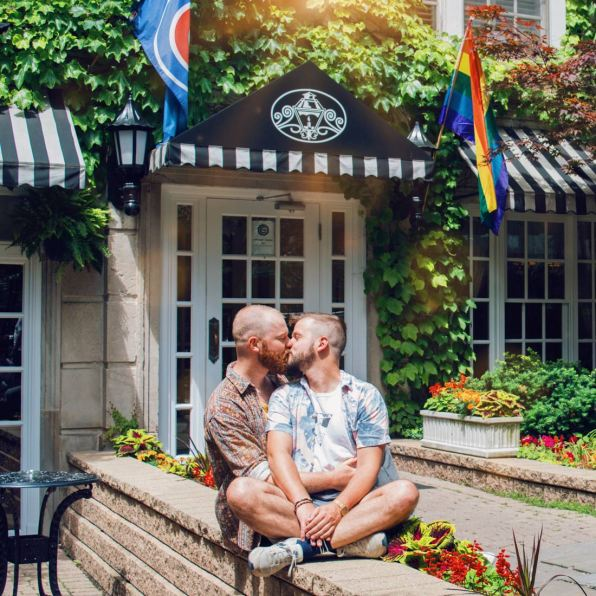 Chicago Gay City Tipps Gay-friendly Best Western Plus Hawthorne Terrace Hotel Boystown © Coupleofmen.com