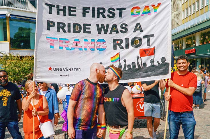 Gay Pride Malmö 2019: LGBTQ+ Festival in South Sweden