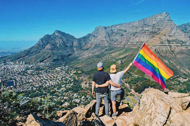 Gay City Trip to Cape Town, South Africa's Mother City Part 1