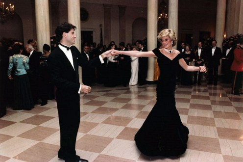 LGBTQ+ Schwulenikonen Princess Diana is considered to be one of the ultimate gay icons