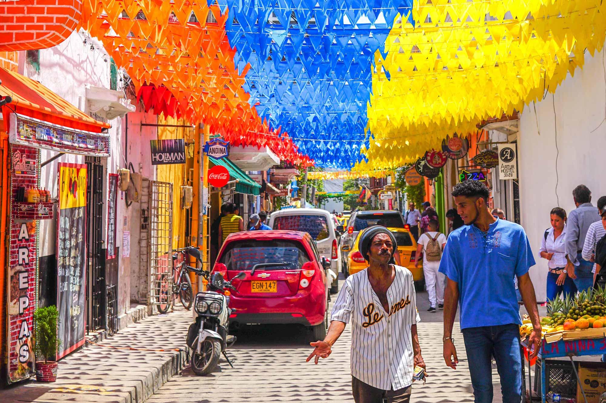 gay travel bogota colombia