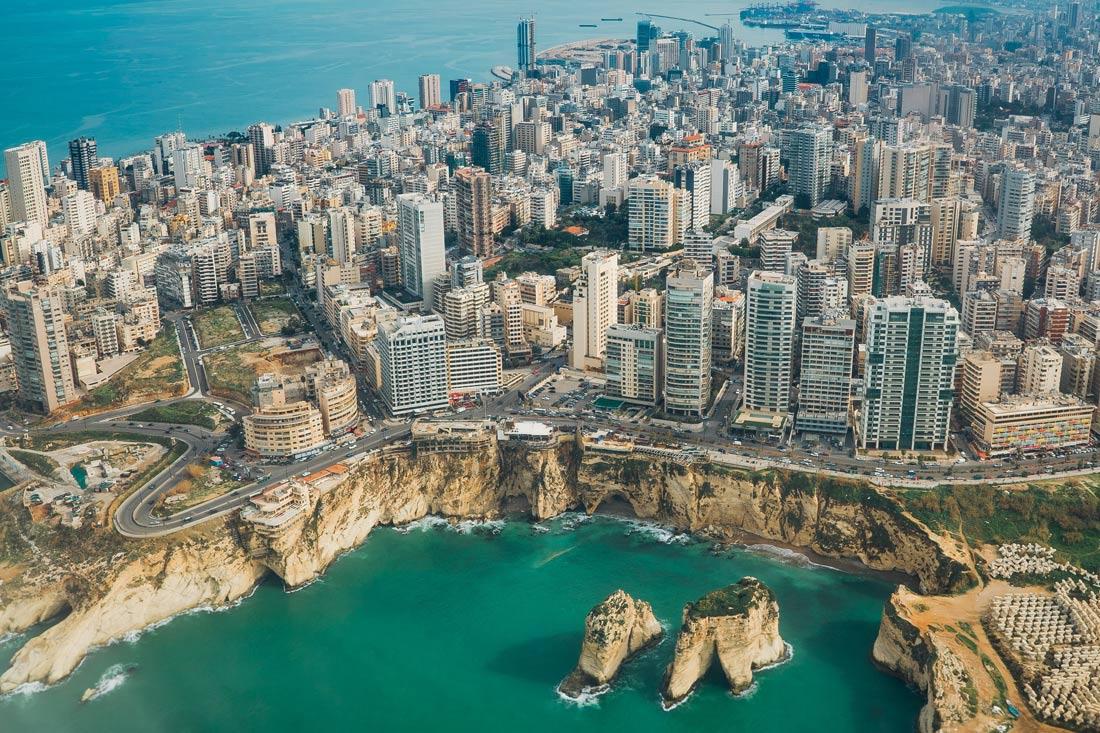 Schwul im Libanon: LGBTQ+ zwischen Religion, Gesellschaft & Aufbruch auf Couple of Men
