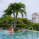 Gay-friendly Hotel The Bastion Luxury Hotel in Cartagena © coupleofmen.com