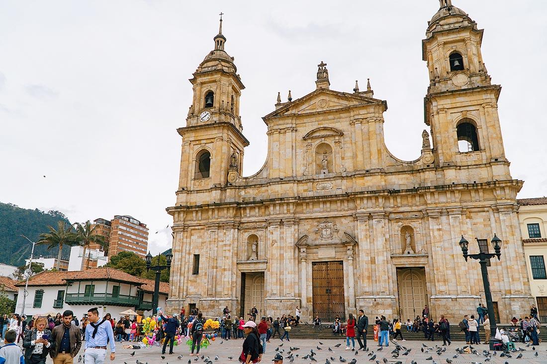 Primary Cathedral of Bogotá © Coupleofmen.com