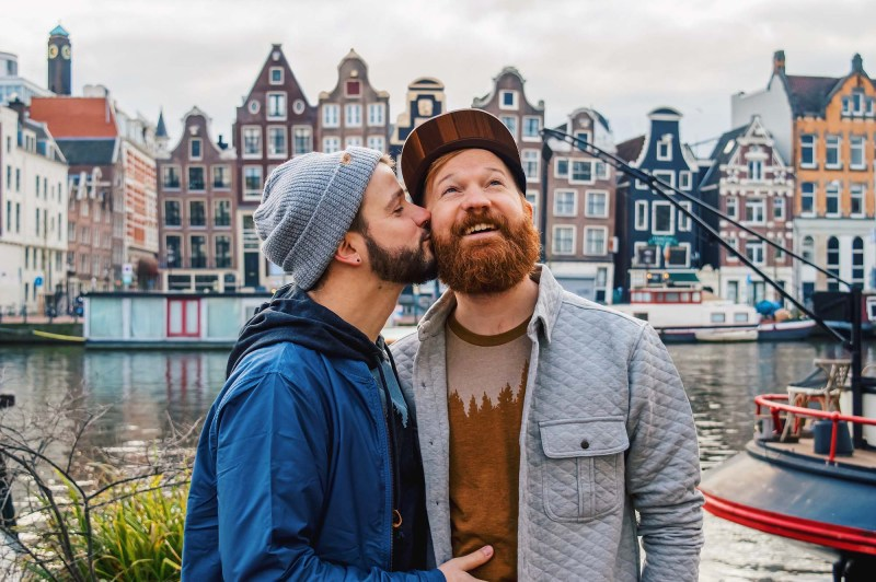 LGBTQ+ Unternehmen Support LGBT businesses Gay Reiseblogger Karl & Daan About Couple of Men Gay Travel Blog © CoupleofMen.com