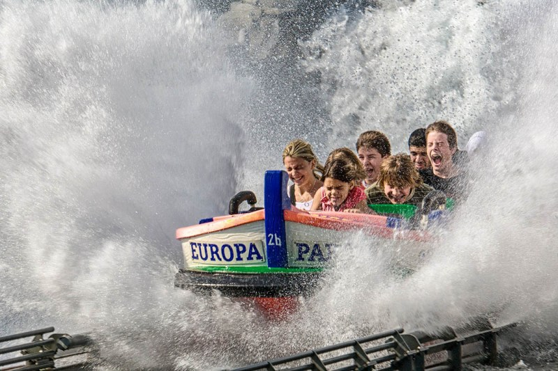 Europa Park - Germany's largest theme park