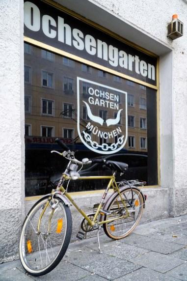 Gay Cruising and Festish Bar Ochsengarten at Glockenbachviertel © Coupleofmen.com