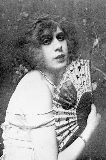 Lili Elbe in 1926 before her gender reassignment operation