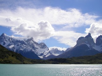 Los Cuernos, (The Horns) Torres Del Paine, Chile