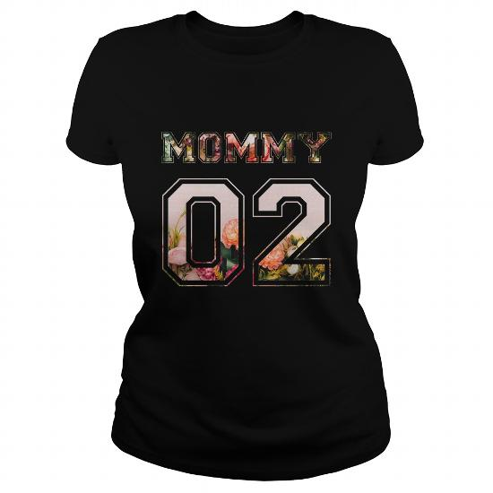 mommy 01 shirts