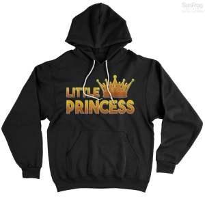 Little Princess T-Shirt Hoodie