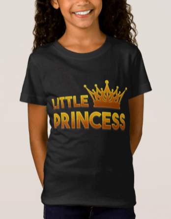 Little Princess Shirts